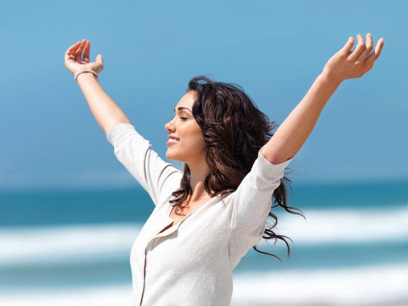 Chị em cần giữ tinh thần thoải mái nhất khi bước vào độ tuổi tiền mãn kinh