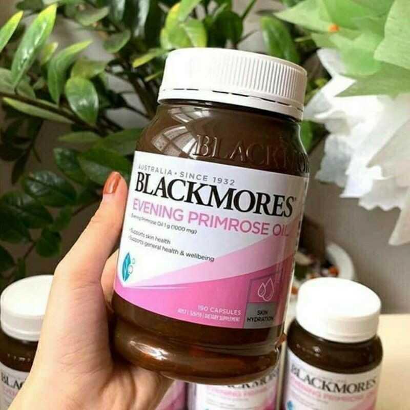 Viên uống Blackmore sở hữu chất lượng tốt và an toàn cho cơ thể