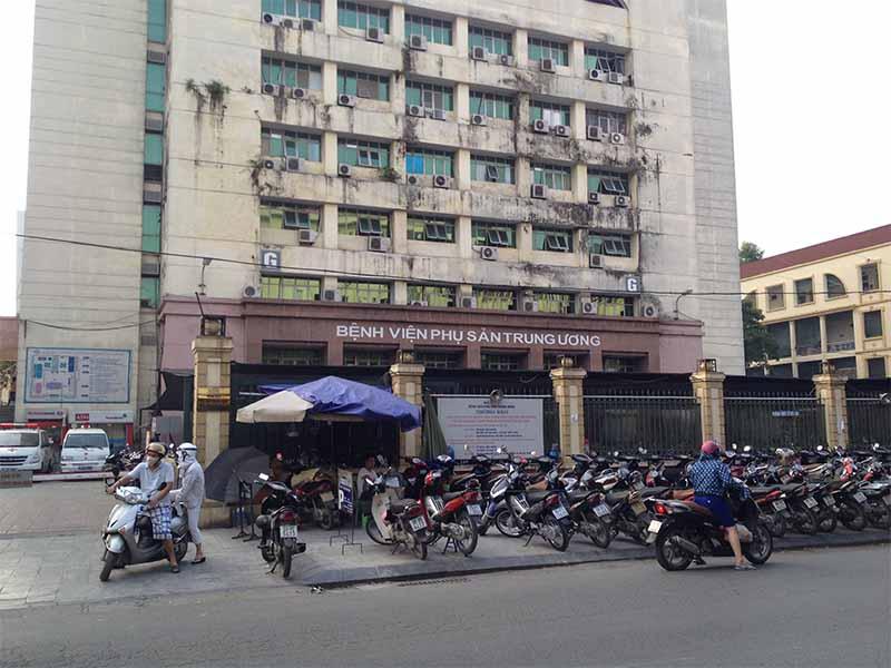 Bệnh viện Phụ sản Trung Ương là cơ sở điều trị chuyên khoa hàng đầu