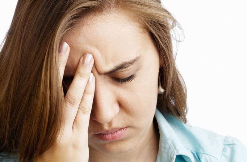Căng thẳng kéo dài có thể khiến chị em phụ nữ bị bốc hỏa