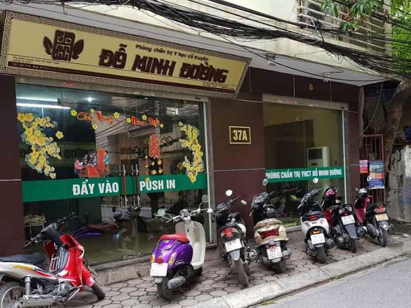 Nhà thuốc nam gia truyền Đỗ Minh Đường là địa chỉ được nhiều người bệnh tin tưởng lựa chọn