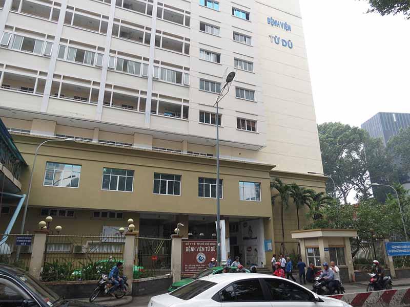 Bệnh viện Từ Dũ là địa chỉ được nhiều chị em tin tưởng lựa chọn