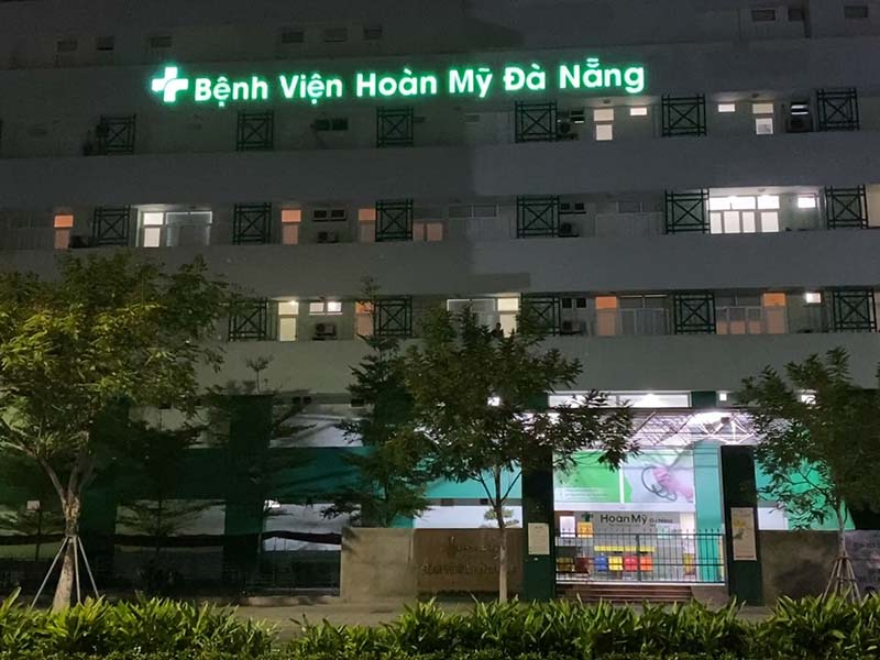 Bệnh viện Hoàn Mỹ có hệ thống cơ sở vật chất và trang thiết bị hiện đại