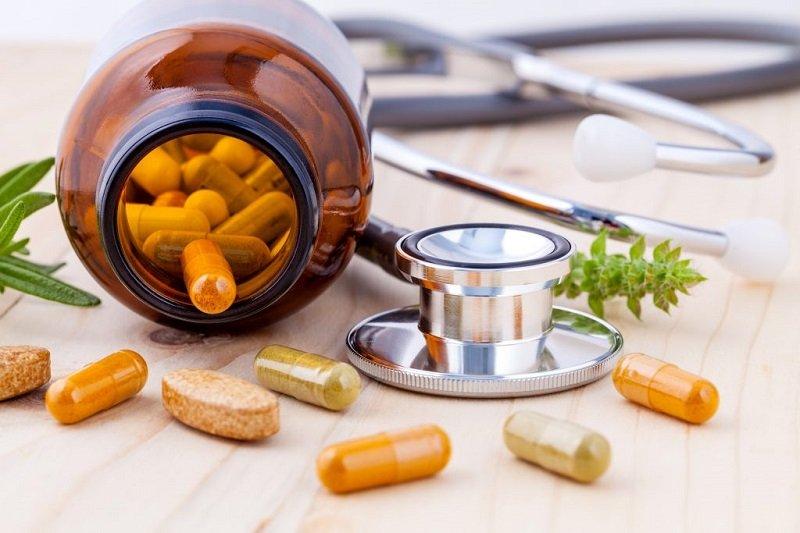 Các loại thuốc tân dược là phương pháp cải thiện bệnh hiệu quả