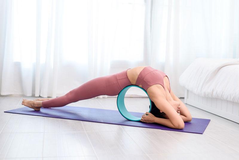 Tập yoga giúp chị em cải thiện hiệu quả việc mất cảm hứng tình dục
