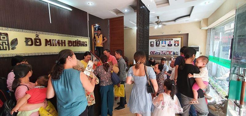 Nhà thuốc Đỗ Minh Đường là địa chỉ thăm khám, chữa bệnh hiệu quả, an toàn