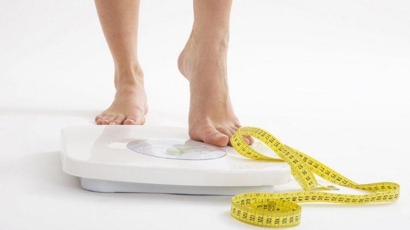 Cân nặng cần được duy trì ở con số thích hợp