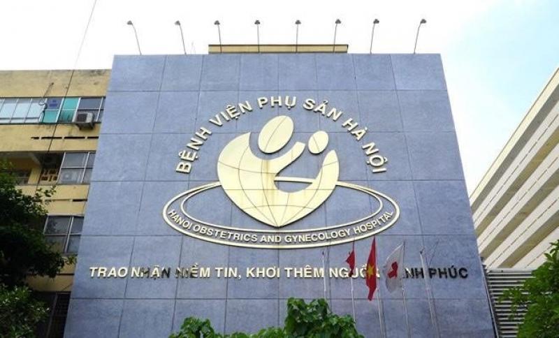 Phụ nữ trung niên ra khí hư bất thường có thể đến khám tại bệnh viện Phụ sản Hà Nội