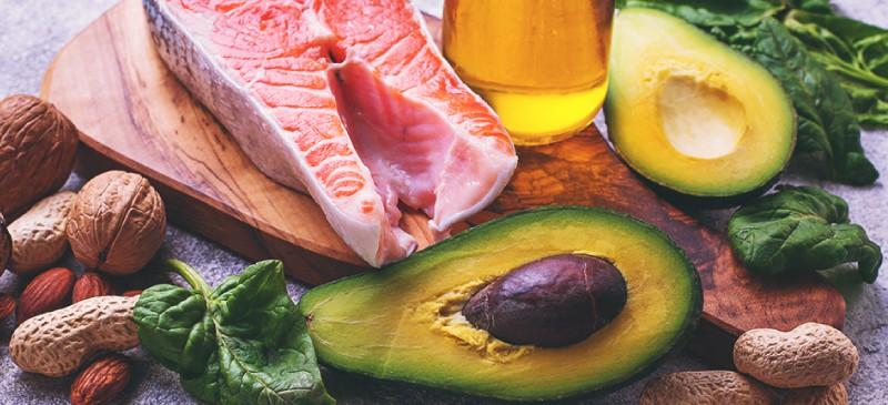 Chế độ dinh dưỡng lành mạnh sẽ giúp bạn hạn chế tình trạng khô âm đạo