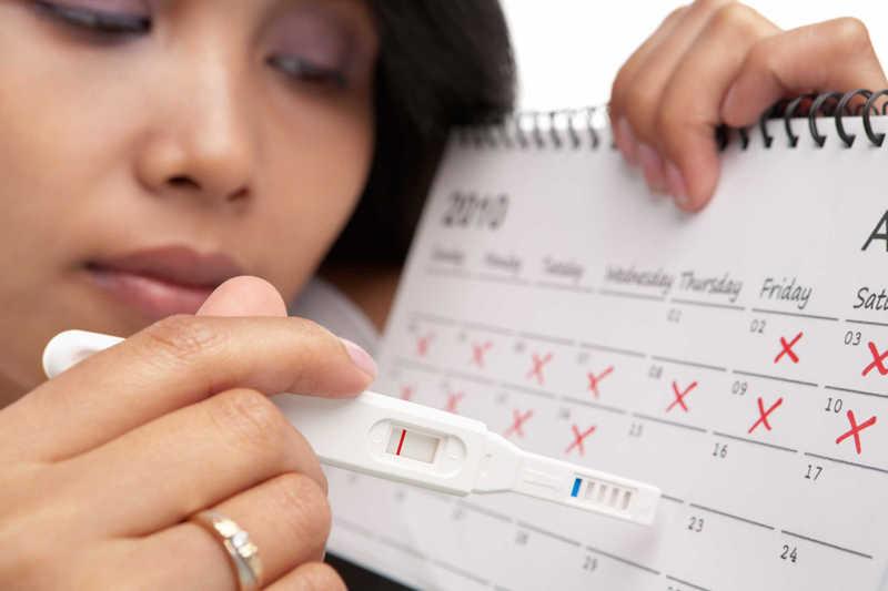 Chu kỳ kinh nguyệt có mối liên hệ mật thiết với việc mang thai