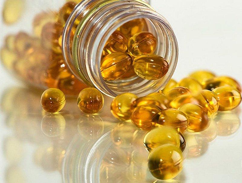 Thuốc chứa Omega 3 giúp làm giảm các triệu chứng khó chịu trong thời kỳ mãn kinh