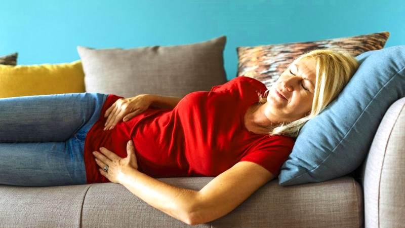 Có kinh lại sau 2 năm mãn kinh có thể là dấu hiệu của các bệnh viêm nhiễm, bệnh phụ khoa