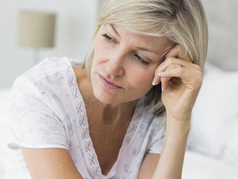 Mệt mỏi tiền mãn kinh thường xuất hiện ở phụ nữ tuổi trung niên