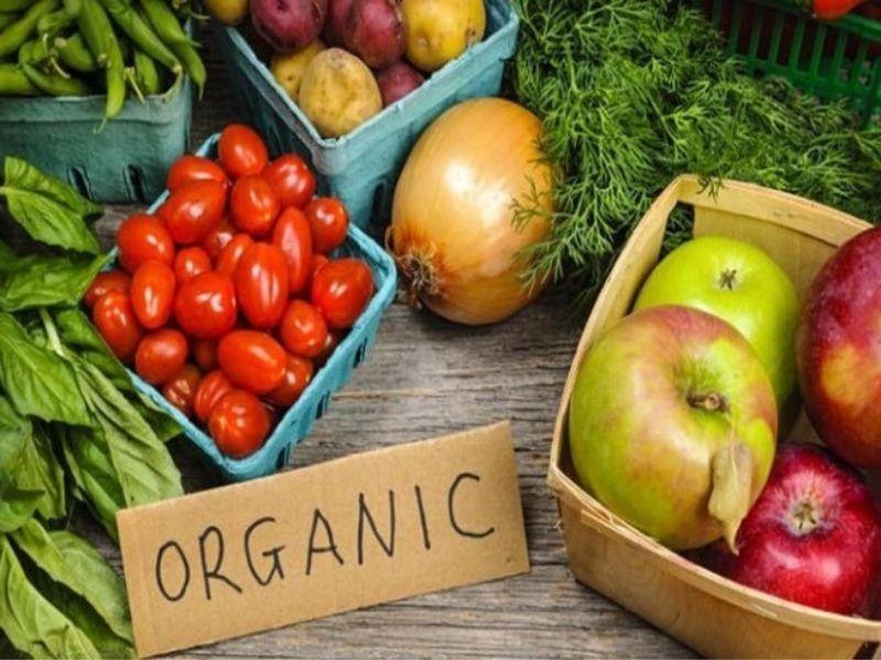 Tăng cường các thực phẩm hữu cơ