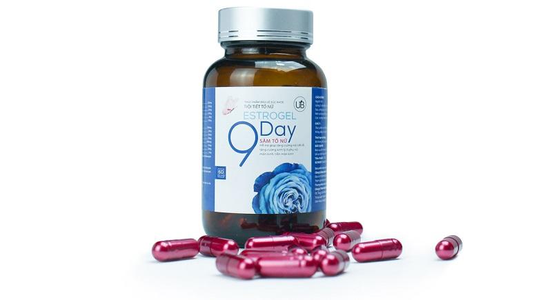 Sản phẩm nội tiết tố 9Day được nhiều chuyên gia đánh giáo cao về chất lượng lẫn hiệu quả