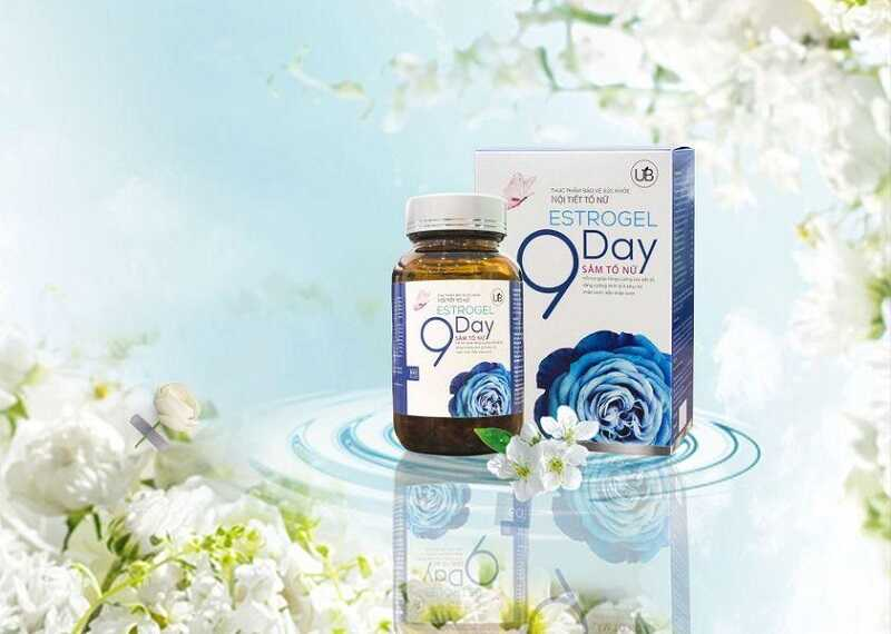 Các thành phần của viên uống nội tiết tố nữ 9Day rất hữu ích cho cơ thể