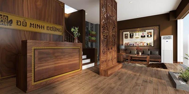Nhà thuốc Đỗ Minh Đường là địa chỉ khám chữa bệnh hiệu quả và uy tín