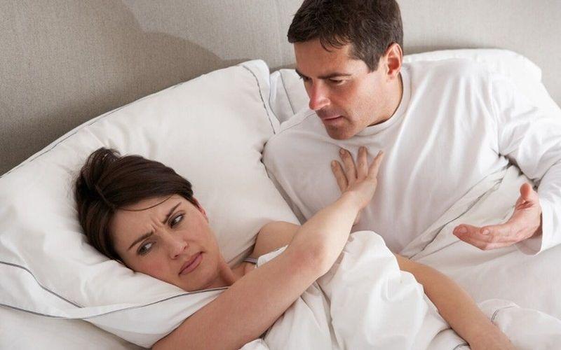 Tương tự nam giới, phụ nữ cũng có thể bị suy giảm ham muốn trong chuyện tình dục