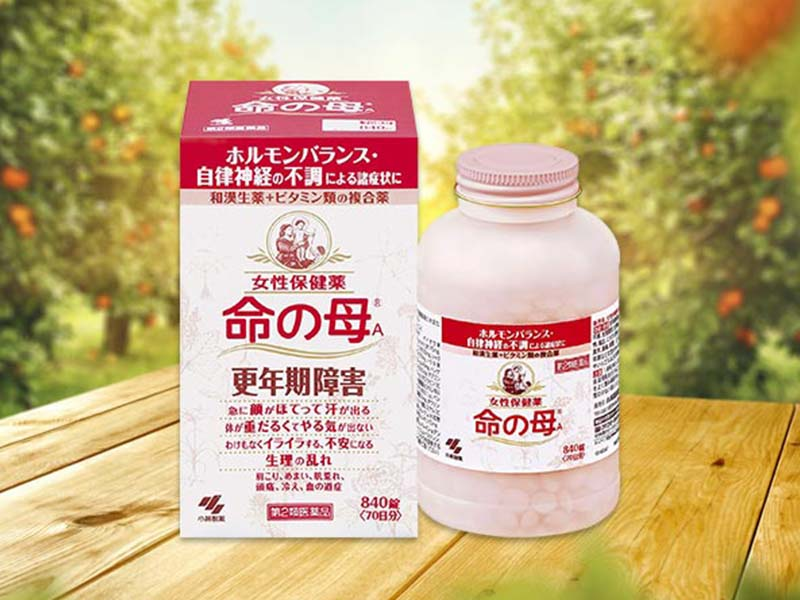Kobayashi là thực phẩm chức năng cho phụ nữ tiền mãn kinh được nhiều người lựa chọn