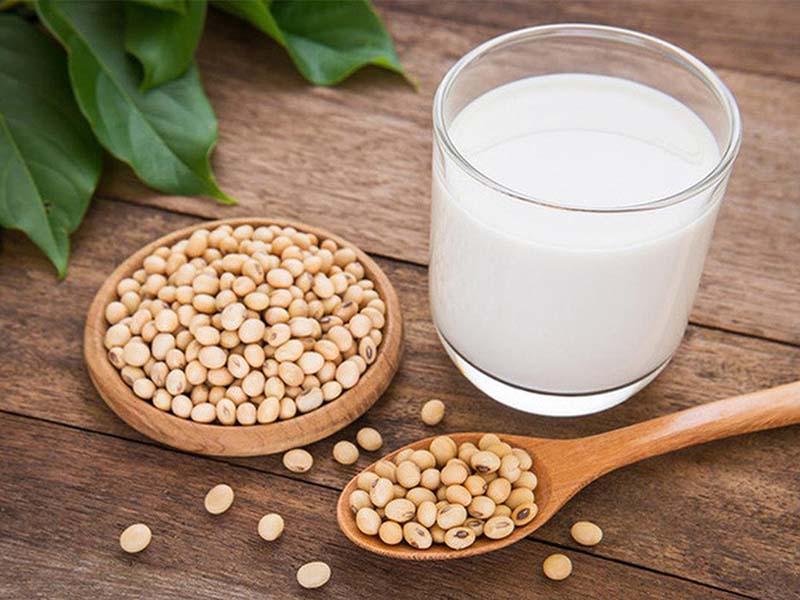 Đậu nành là một trong những thực phẩm tăng nội tiết tố nữ hiệu quả