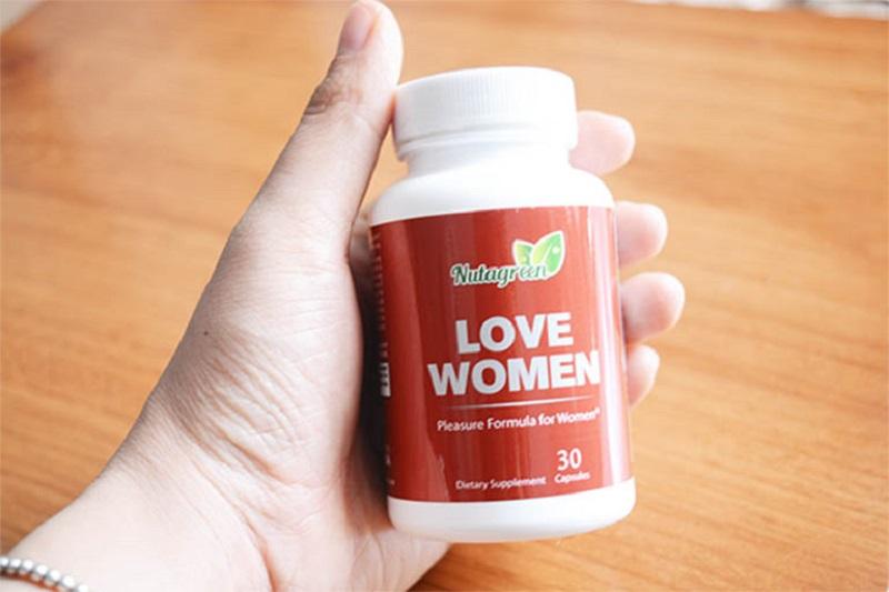 Viên uống Love Women có khả năng ngăn ngừa tình trạng suy giảm nội tiết ở phụ nữ