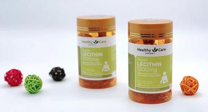 Super Lecithin là viên uống tăng nội tiết tố nữ được rất nhiều chị em ưa chuộng