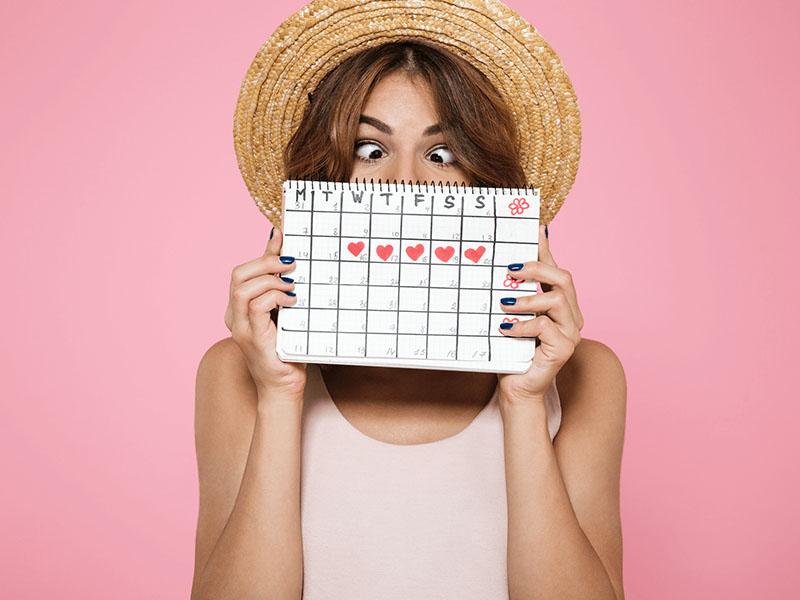 Kinh nguyệt không đều là triệu chứng đầu tiên của phụ nữ thời kỳ tiền mãn kinh