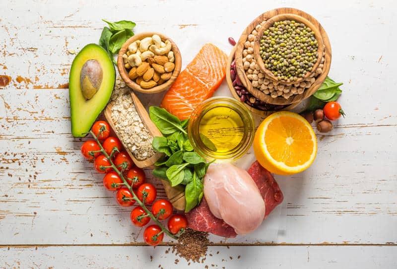 Chế độ dinh dưỡng lành mạnh, khoa học sẽ giúp chị em trì hoãn giai đoạn mãn kinh
