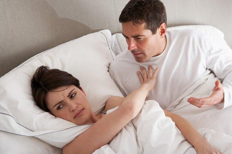 Đa số chị em phụ nữ sẽ mất hứng thú với chuyện ân ái ở độ tuổi từ 45 - 59 tuổi