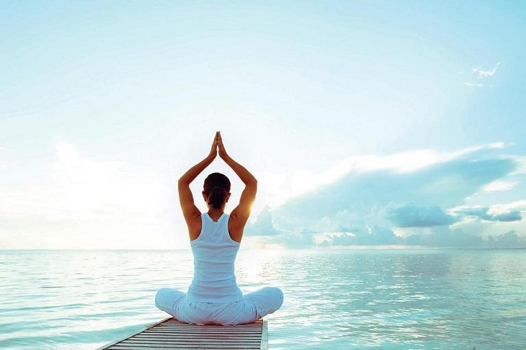 Yoga nội tiết tố đem lại nhiều lợi ích cho phái đẹp