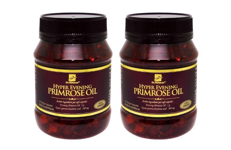 Sử dụng Hyper Evening Primrose Oil hàng ngày để có hiệu quả tốt nhất