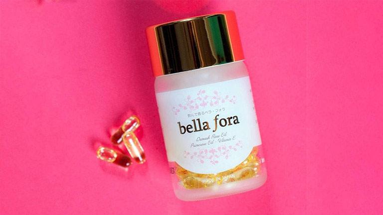 Thuốc tăng nội tiết tố nữ của Nhật Bella Fora