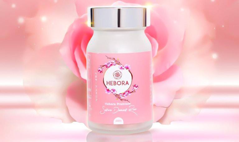 Thuốc tăng cường nội tiết tố nữ của Nhật Hebora