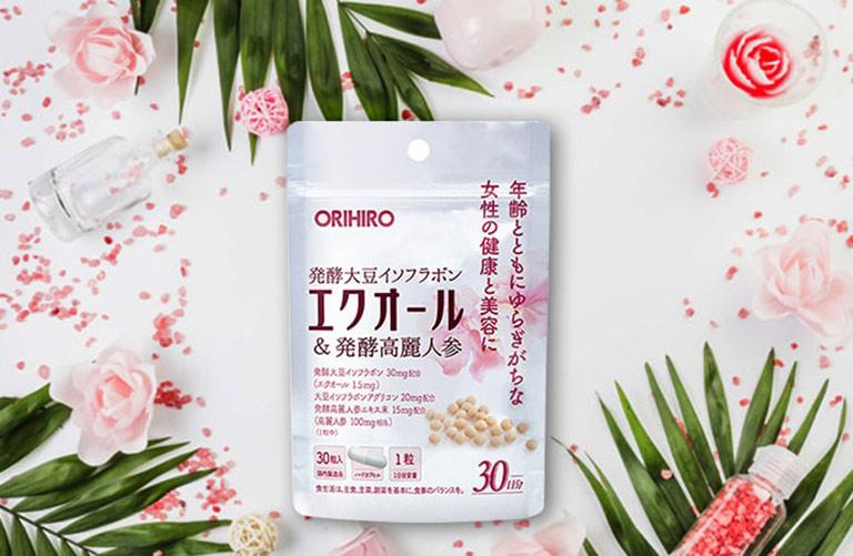 Equol Orihiro giúp tăng cường nội tiết