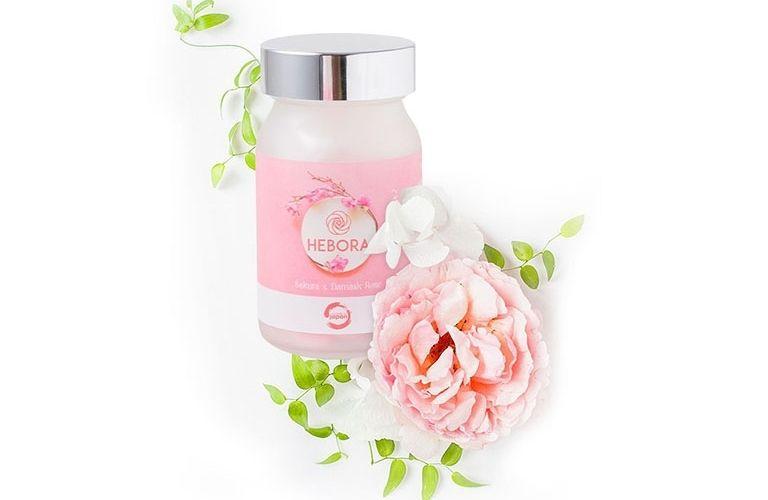 Viên uống Hebora tạo hương thơm cơ thể