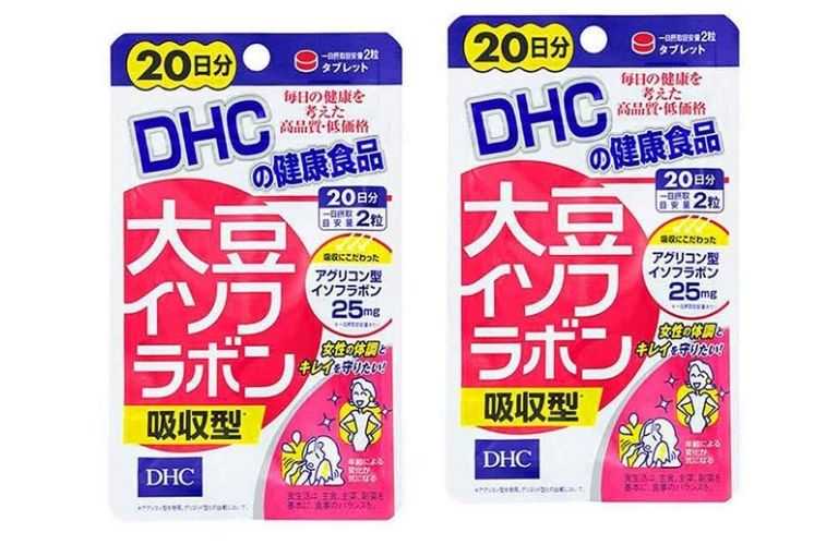 Tinh chất mầm đậu nành DHC - Sản phẩm thích hợp với phụ nữ tiền mãn kinh