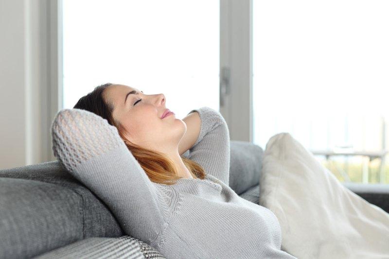 """Thư giãn là cách giúp bạn bớt bị ám ảnh và quên dần """"chuyện ấy"""""""