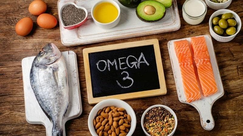 Omega-3 là axit béo cần thiết để tăng cường sức khỏe và sinh lý nữ hiệu quả
