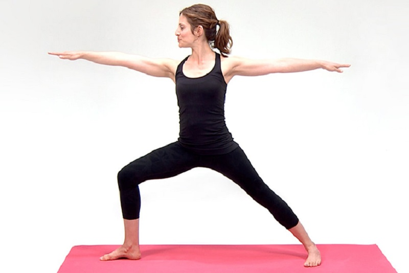 Bạn chỉ cần bỏ ra 15 phút mỗi ngày tập những bài tập nhẹ nhàng để đổi lại vóc dáng cân đối và cải thiện khô hạn sau sinh