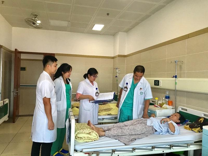 Bệnh viện Bạch Mai với dịch vụ khám chữa bệnh tận tình