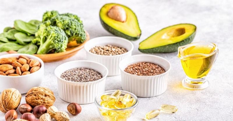 Một chế độ ăn uống hợp lý cũng có thể khắc phục khô âm đạo sau sinh (khô hạn sau sinh)