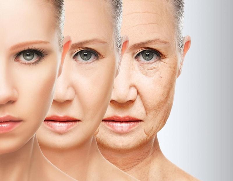 Khi nội tiết tố bị rối loạn sẽ gây ảnh hưởng tới nhan sắc của phái đẹp.
