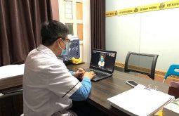 Hình ảnh lương y Đỗ Minh Tuấn thăm khám và tư vấn online cho bệnh nhân