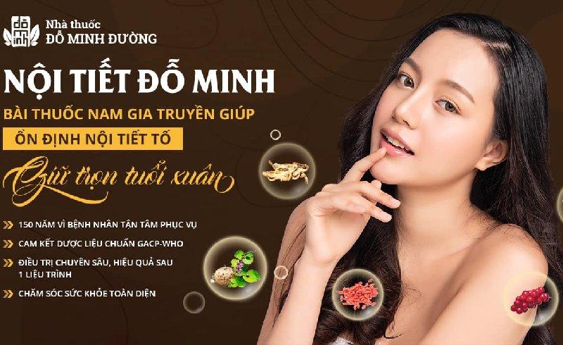 Bài thuốc Đỗ Minh Đường tăng ham muốn cho phụ nữ