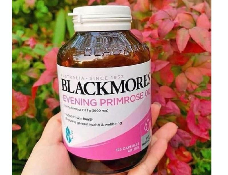 Viên uống Blackmores Evening Primrose Oil phù hợp cho phụ nữ giảm ham muốn