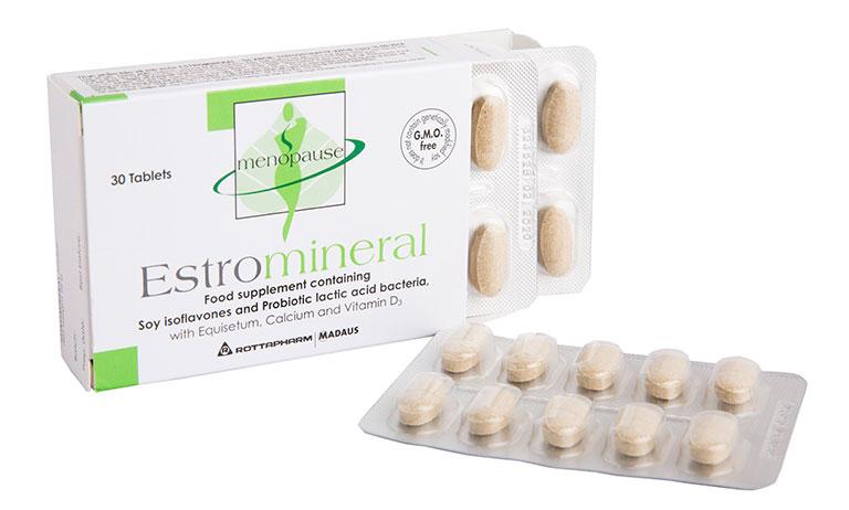 Estromineral - thuốc nội tiết tố nữ của Úc