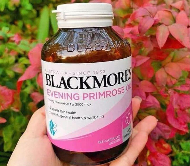 Viên uống tăng ham muốn của Úc - Blackmores Evening Primrose oil