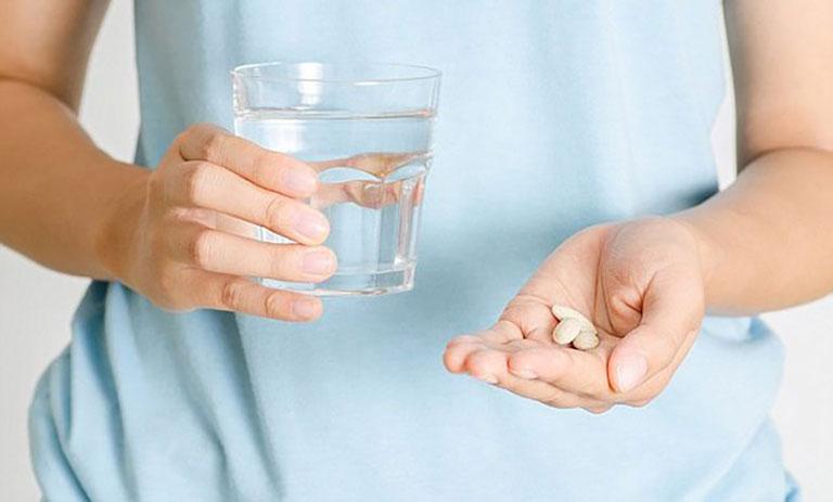 Uống thuốc đúng chỉ dẫn, liều lượng là điều chị em cần ghi nhớ