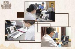 Y bác sĩ tại nhà thuốc Đỗ Minh Đường đẩy mạnh hoạt động thăm khám online cho bệnh nhân