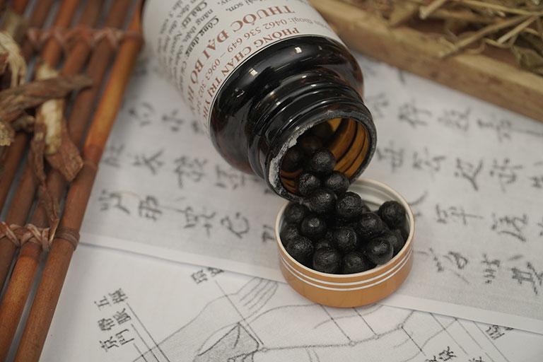 Thuốc được bào chế sẵn, liệu trình rõ ràng dễ sử dụng